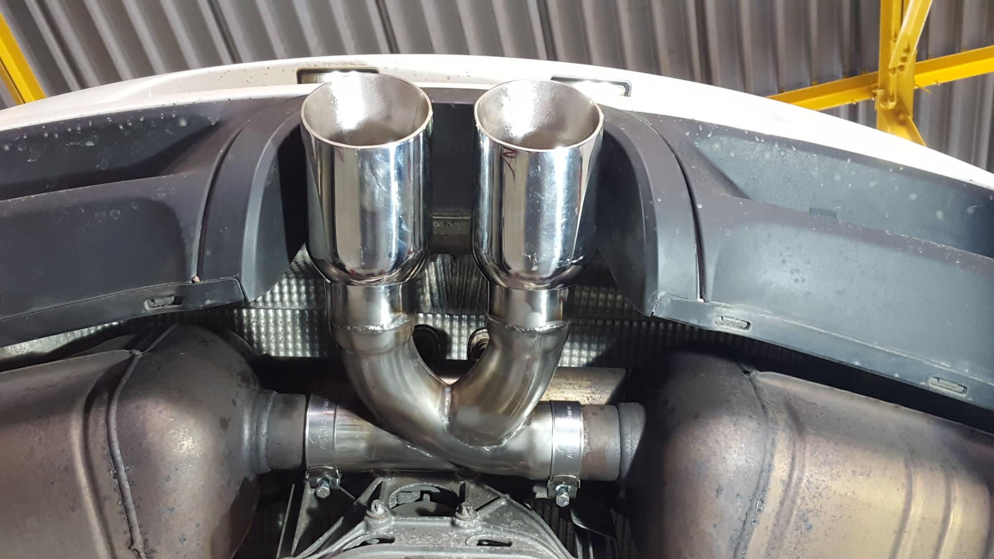 Custom Build Exhausts - Cybox Automotive