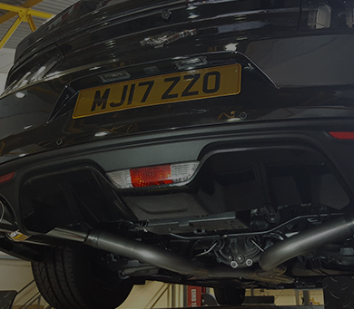 Custom-Build Exhausts