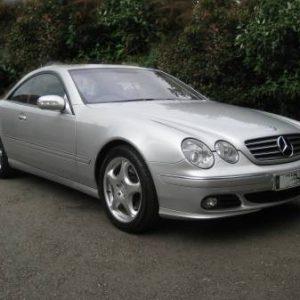 CL 500 (W215)